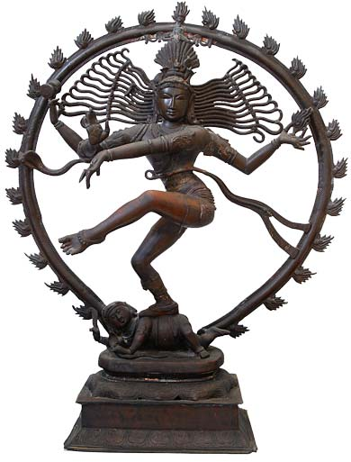 shiva-bharata natyam