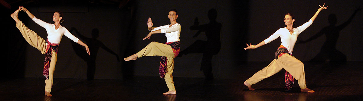 danza terapia,  natya yoga terapeutica